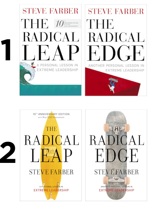 New Cover Options Leap Edge