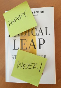 Happy LEAP Week!