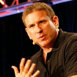 Leadership speaker Steve Farber