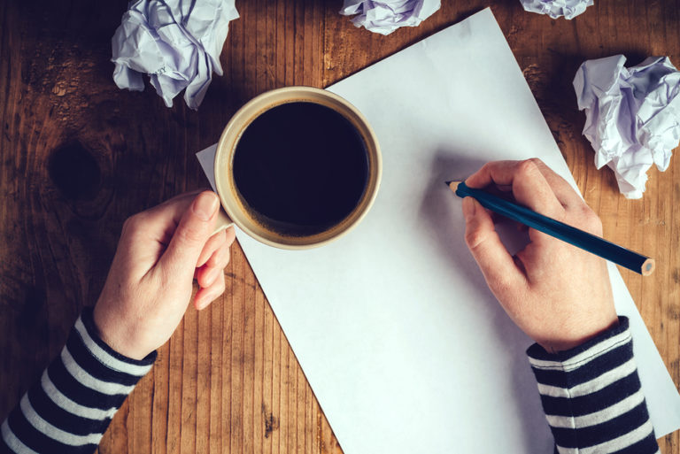 5 Easy Steps to Writing Your First Book