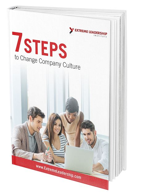 7 steps to changing your company's culture