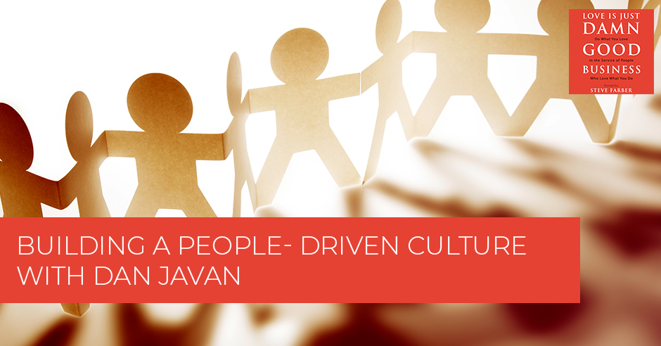 LIJ 20 | People Driven Culture