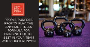 LIJ 30 | Anytime Fitness Formula
