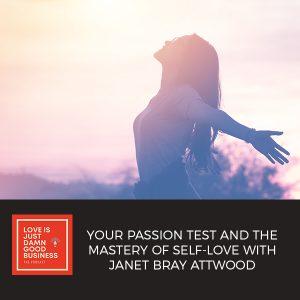 LIJ 39 | Passion Test