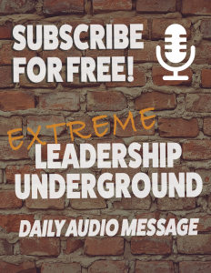 subscribe for free! daily audio message