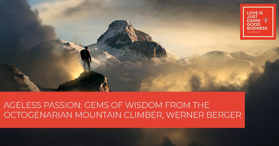 LIJ 65 Werner Berger | Living in The Moment